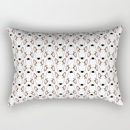 Luna Gridlock Rectangular Pillow