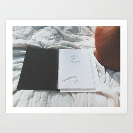 journey-al Art Print