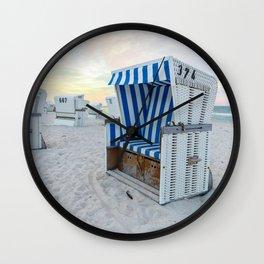 Sylt Wall Clock