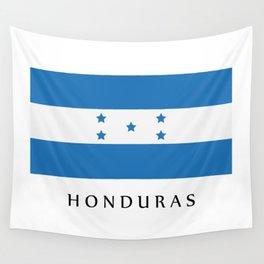 Honduras flag Wall Tapestry