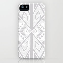 Light Shapes iPhone Case