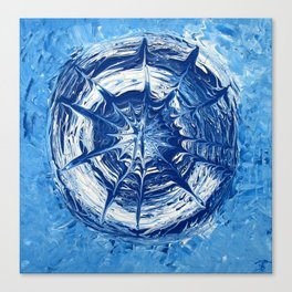 Sea Star Canvas Print