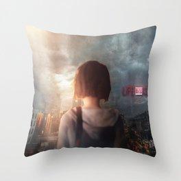 Life Is Strange 16 Throw Pillow