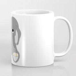 Stuffed Elephant Coffee Mug