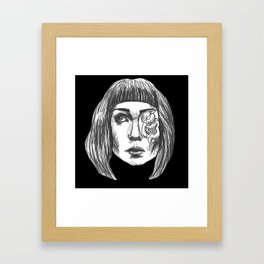 Bowels Framed Art Print