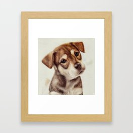 woow Framed Art Print