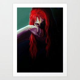 An' Art Print