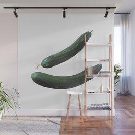 Cucumber  Duo Wall Mural