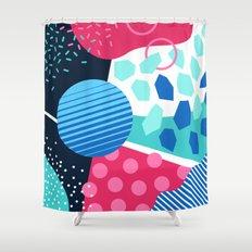 Granite Shower Curtains Society6