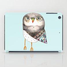 Owl by Ashley Percival iPad Case