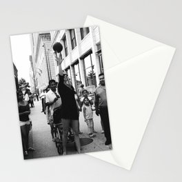 Chicago Street Scenes 5: Street Ball Stationery Cards