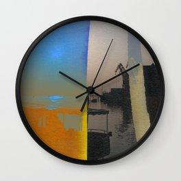Giudecca Horizonte Wall Clock