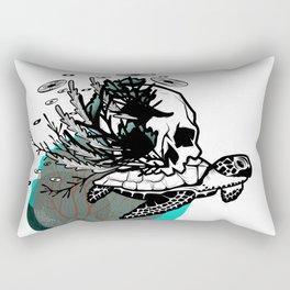 Sea Rules Rectangular Pillow