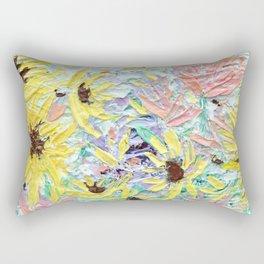 Autumnal Bouquet Rectangular Pillow