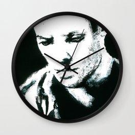 Supernatural: Black & White Dean Wall Clock