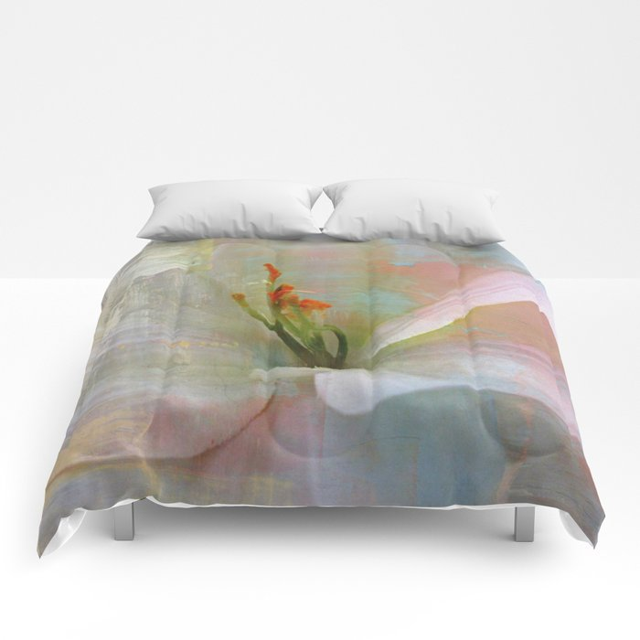 Painted Lily Comforters