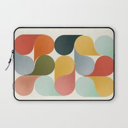 Shapes of color - abstract Laptop Sleeve