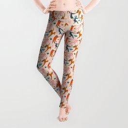 Nymphs pattern Leggings