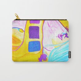 Lady in Waiting Carry-All Pouch