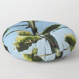 The Giant Succulent Floor Pillow