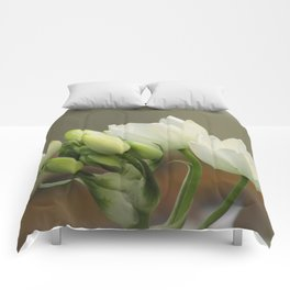 Star flower Comforters