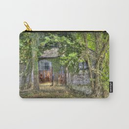 Abandoned Stables Carry-All Pouch