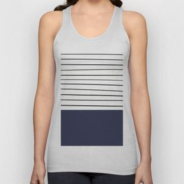 MARINERAS DARKBLUE Unisex Tank Top