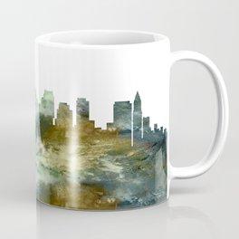 Boston Skyline Massachusetts Coffee Mug