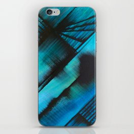 Diagonals (1) iPhone Skin