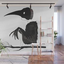 Un chico llamado Cuervo I Wall Mural