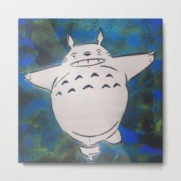 My Neighborly Totoroh Metal Print