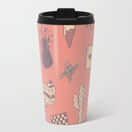 This Is Not A Love Story Travel Mug