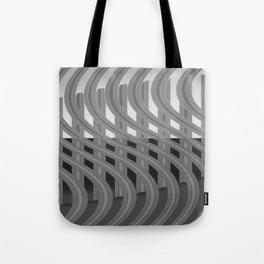 Crazy greylines 4 Tote Bag