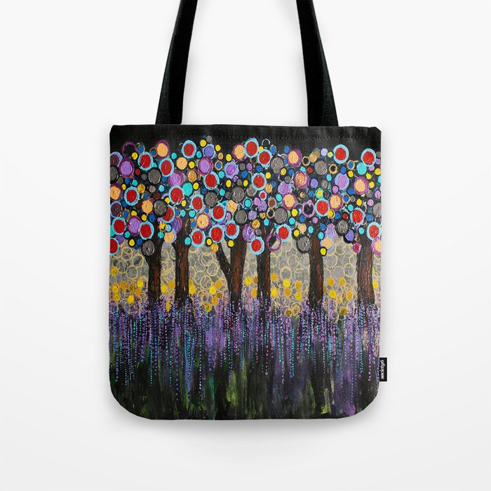 :: When Night Falls :: Tote Bag