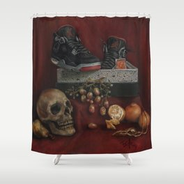Fresh To Death: Part One Shower Curtain