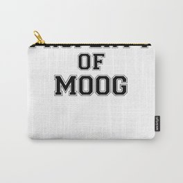 Property of MOOG Carry-All Pouch
