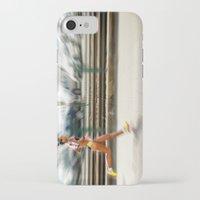 sport iPhone & iPod Cases featuring Sport by Sébastien BOUVIER