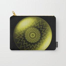 Solar Plexus Yellow Chakra Carry-All Pouch