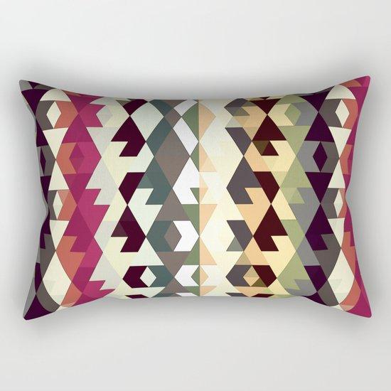 Pattern RT Rectangular Pillow