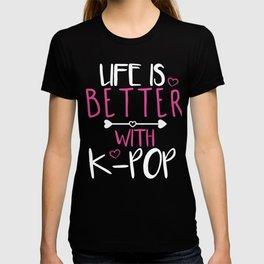 Kpop Music Gift T-shirt
