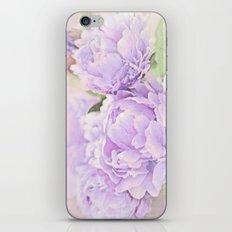 Lavender Peonies iPhone & iPod Skin