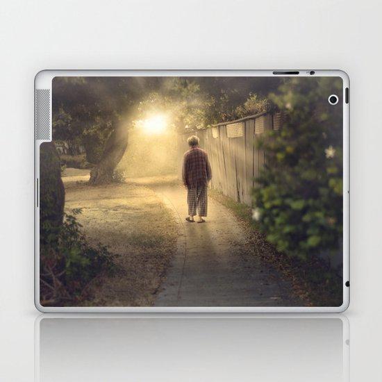 """""""It's time,"""" he said. Laptop & iPad Skin"""