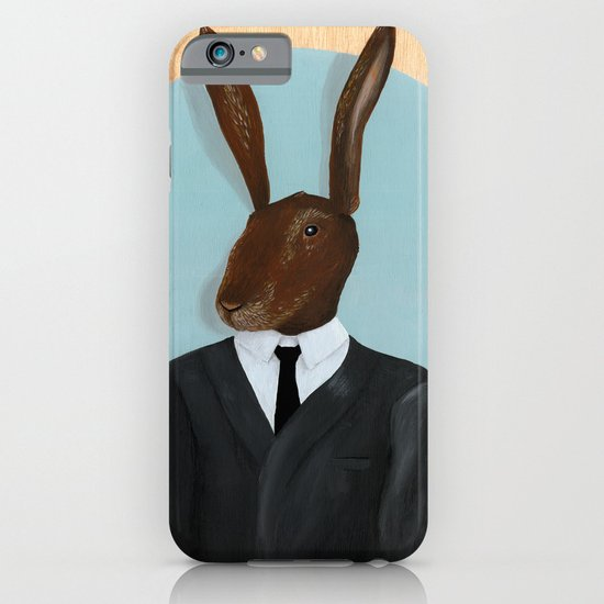 David Lynch | Rabbit iPhone & iPod Case