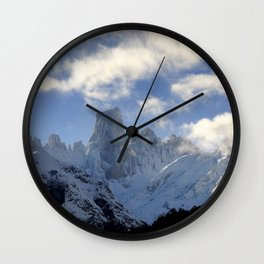 Naranjo de Bulnes (known as Picu Urriellu) in Picos de Europa National Park. Wall Clock