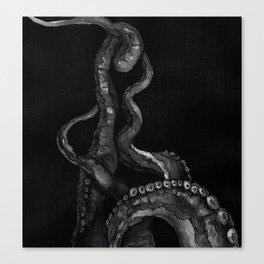 Tentacle II Canvas Print