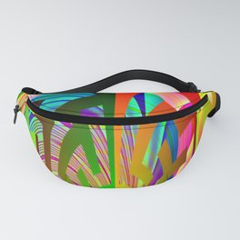 Arts are transboundary Fanny Pack