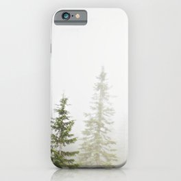 GROUSE MOUNTAIN, BC iPhone Case