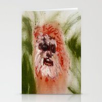 ewok Stationery Cards featuring Ewok by Catherine Johnson