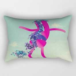 d i v i s o 4 Rectangular Pillow
