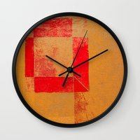 lion Wall Clocks featuring Lion by Fernando Vieira